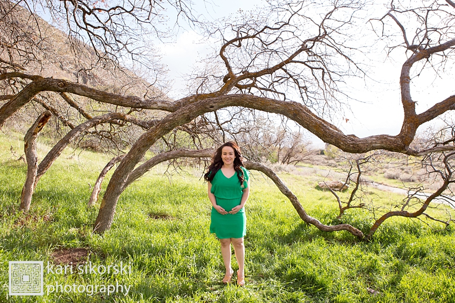 Salt Lake City, Utah maternity photography